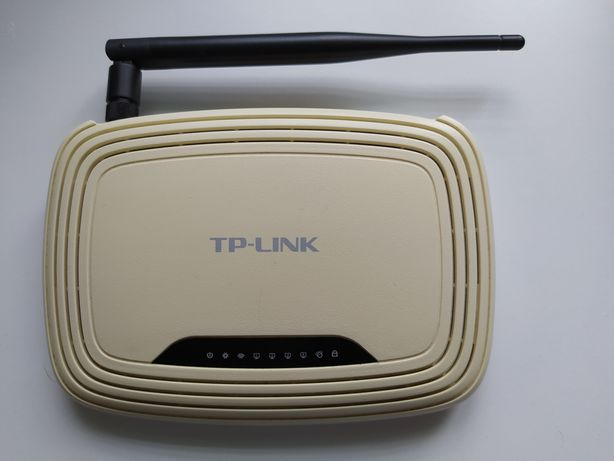 Router Tp Link WR741ND