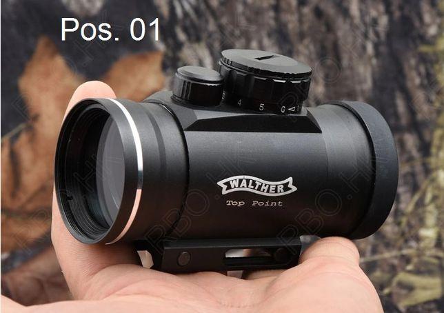 Miras tacticas ponto vermelho red dot lente ao tubolares.