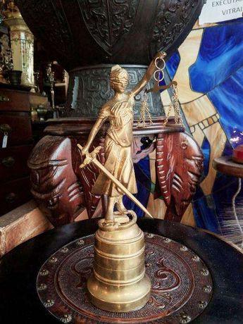 Figura Bronze Justiça