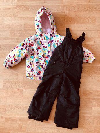 Lupilu, куртка + напівкомбінезон, розмір 86-92