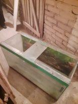 Akwarium 208 litrów długość 96cm, szerokość 40 cm, wysokość 54 cm