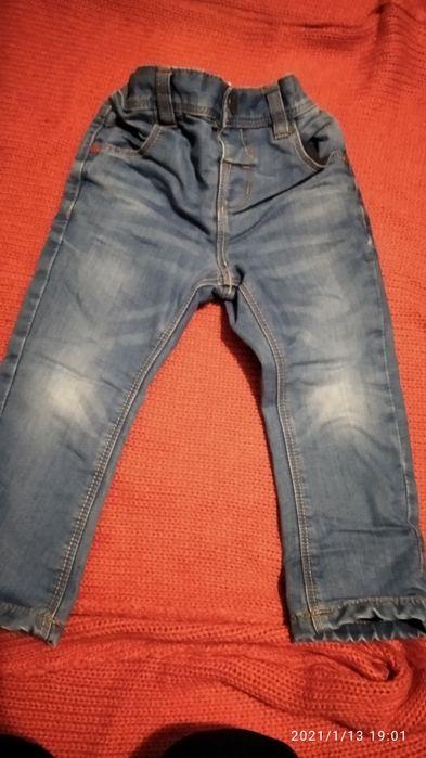 Детские  джинсы на подкладке Хмельницкий - изображение 1