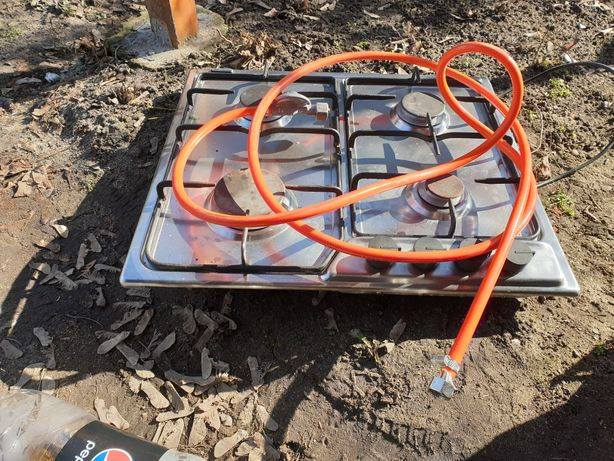 Kuchenka gazowa nadblatowa