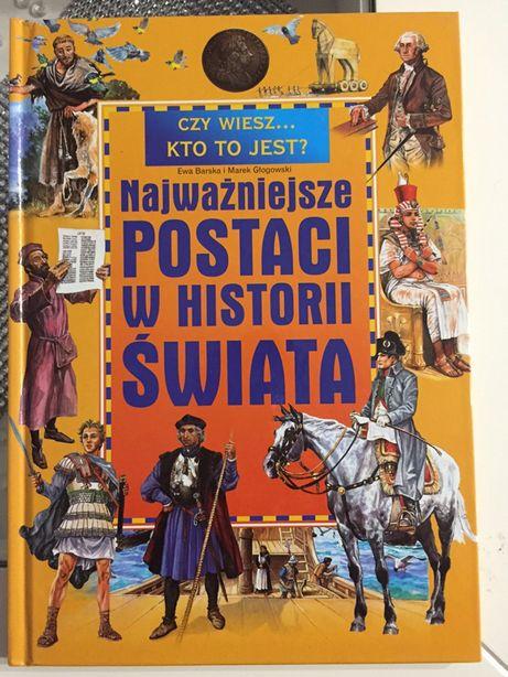 Najważniejsze postaci w historii świata. Ewa Barska