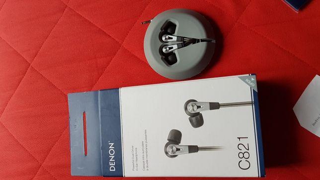 Słuchawki denon C821