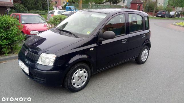 Fiat Panda 1.2 2011r Klima
