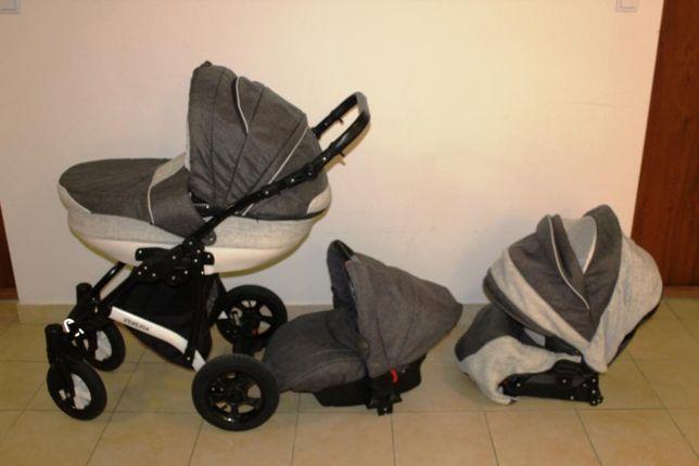 Wózek dziecięcy Venezia 3 w 1
