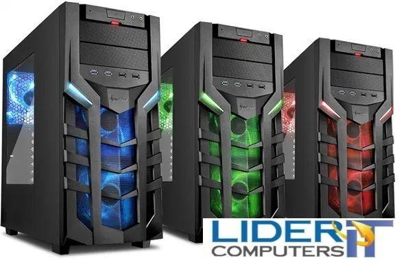 NOWY! Komputer do gier! RYZEN 5 1600AF / GEFORCE GTX 1660 6 GB !