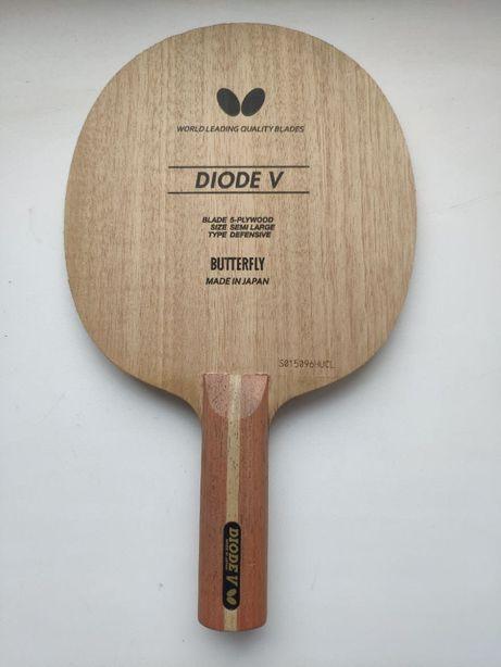 BUTTERFLY Joo Se Hyuk Diode V защитное основаниедля настольного теннис