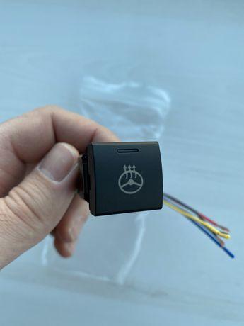 Кнопка обогрев руля Rav4 Camry Prado Corolla