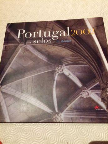 Coleção Portugal em Selos ano 2002