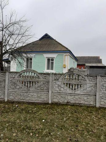Продам будинок с.Ясенівка.Ставищенський р-н.
