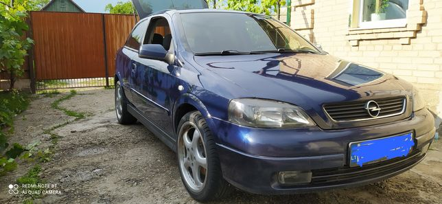 Opel Astra G  Опель Астра