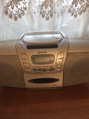 Магнитофон, CD стерео радио