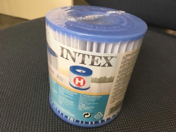 Filtro Cartucho Intex Tipo H para bomba de piscina