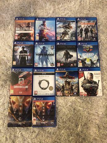 Gry PS4 gra zestaw