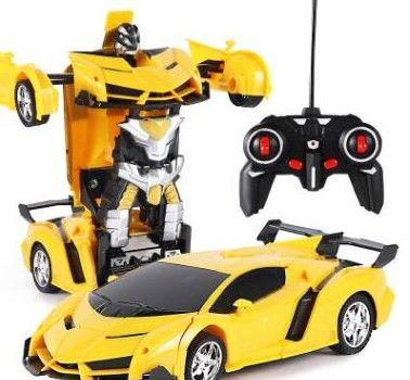 Мир роботов, Lamborghini - трансформер 2в1 / машинка, автомобиль /