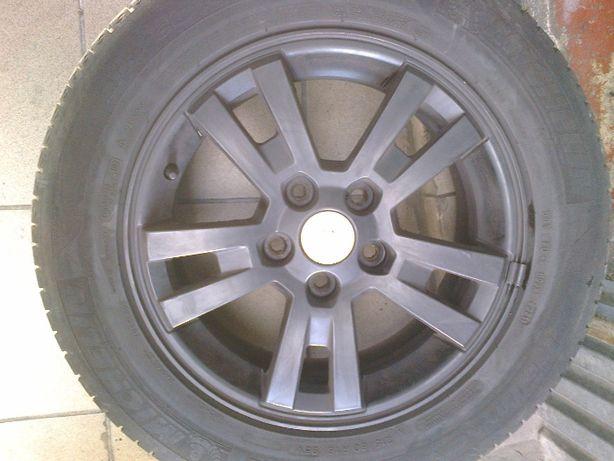 alufelgi Opel Astra J Chevrolet 5x115,16X6,5J,ET41 ,komplet