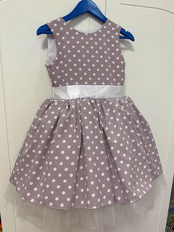Нарядное платье для девочки 122-128 Стиляги