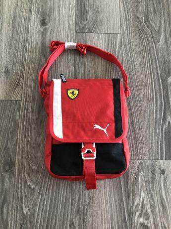 Torebka saszetka Puma Ferrari