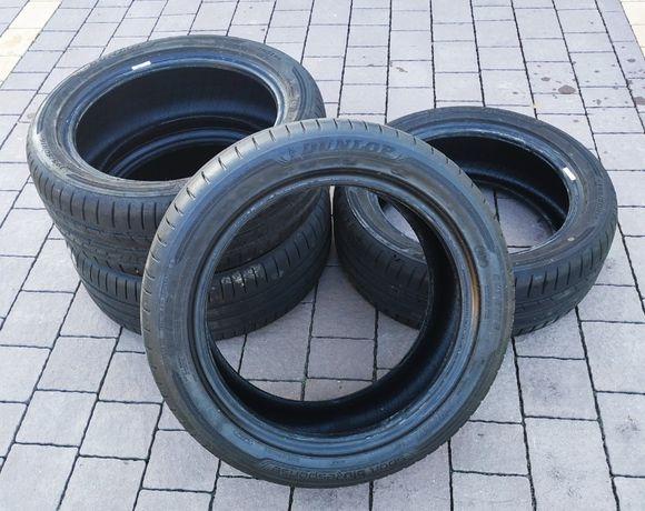 Dunlop Sport Bluresponse 195/50 R16, Opony letnie 4 sztuki, używane