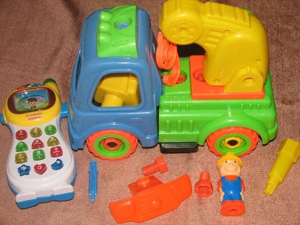 Игрушки для детей от 3-5 лет продам или обменяю при встрече