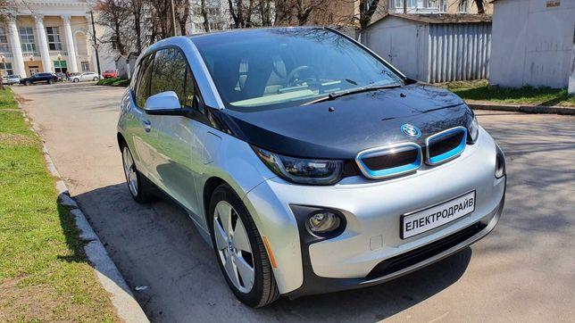 BMW i3 REX з ccs