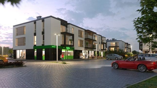 KDM DEWELOPER Nowy Jarocin II mieszkanie 60m2 w cenie 249 000