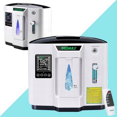 Przenośny koncentrator tlenu - aparat tlenowy - NOWY!!