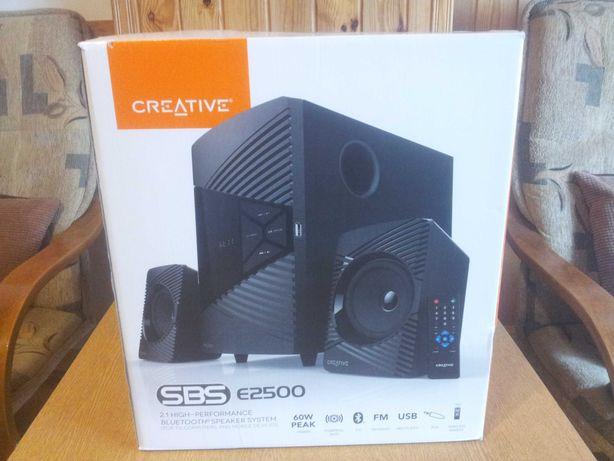 Głośniki 2.1 Creative SBS E2500 Bluetooth