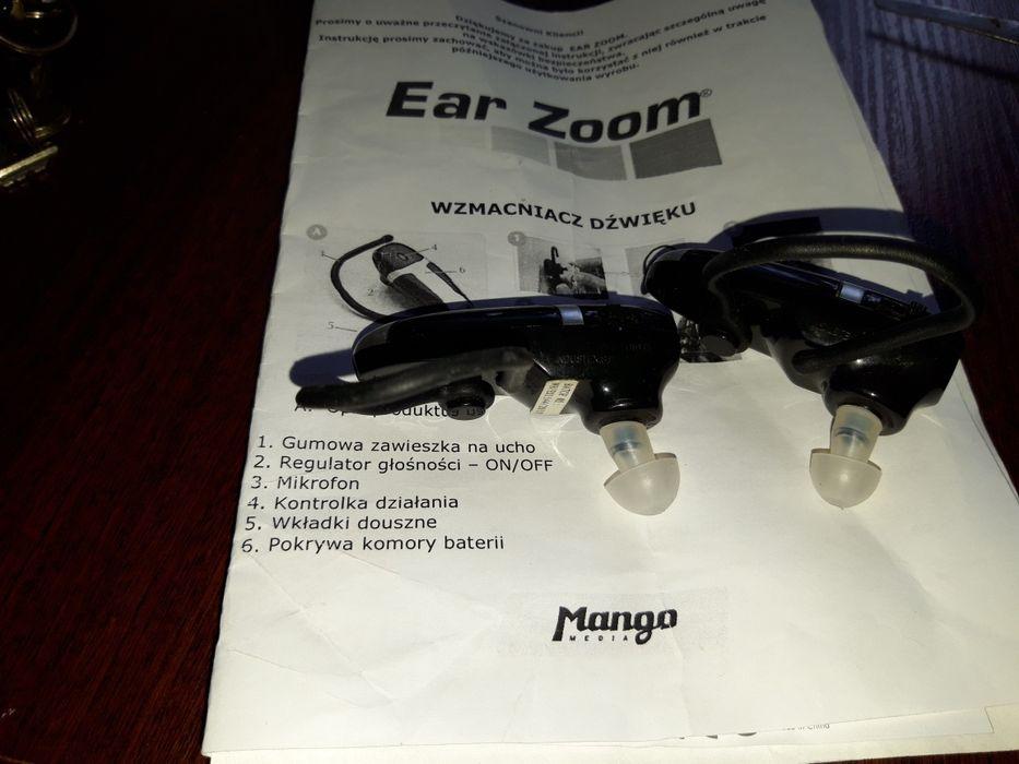Wzmacniacz słuch EAR ZOOM 2 szt