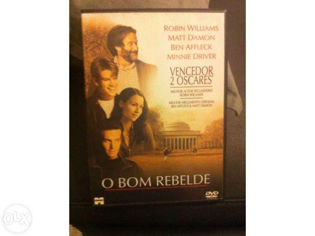 Filme O Bom Rebelde DVD.
