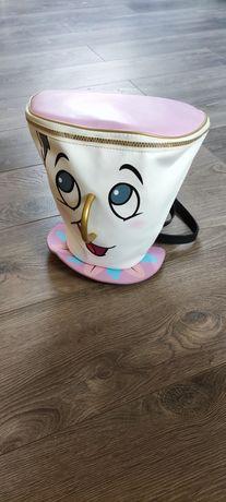 Disney рюкзак красавица и чудовище, Бэлль. чайник
