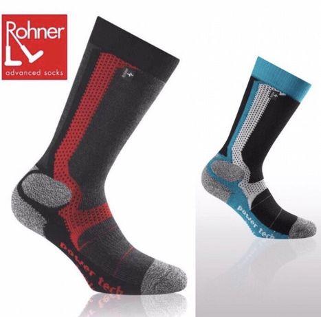 Термоноски носки лыжные Rohner power tech junior