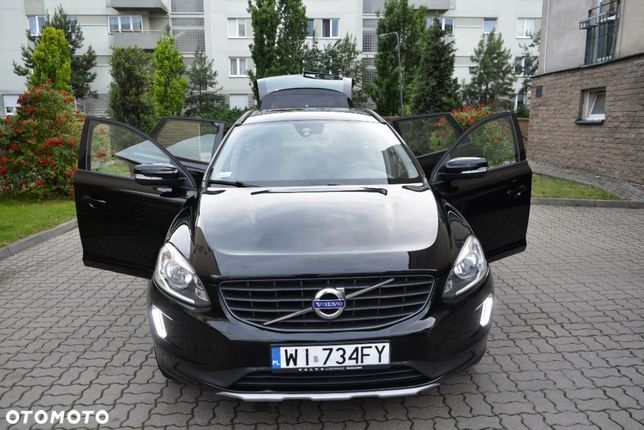Volvo XC 60 2.0 D3 150KM, NAVI, salon PL, ASO, 1 WŁ, FV23%, nie...