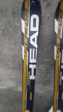 narty zjazdowe do slalomu