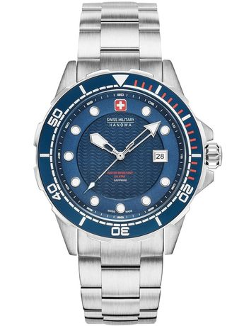 Swiss military Neptune Diver 200m NOWY