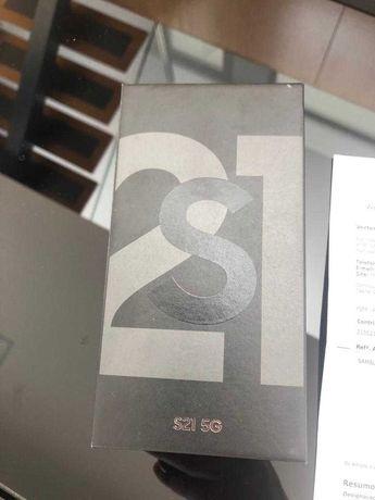 SAMSUNG Galaxy S21 5G 256 GB em caixa selada com factura e garantia