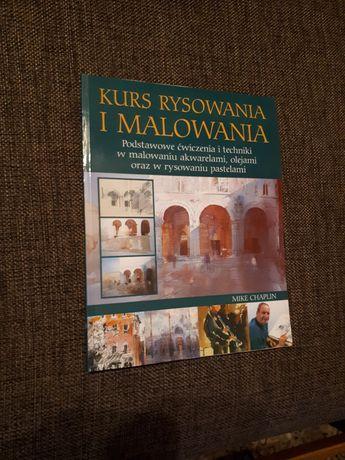 Kurs rysowania i malowania - wydanie książkowe