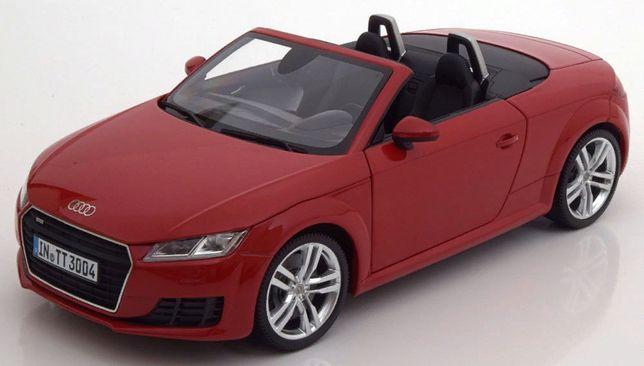 1:18 Minichamps Audi TT Roadster