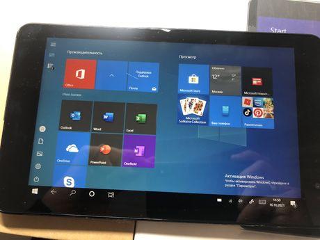 Планшет Dell Venue 8 Pro на Windows 10