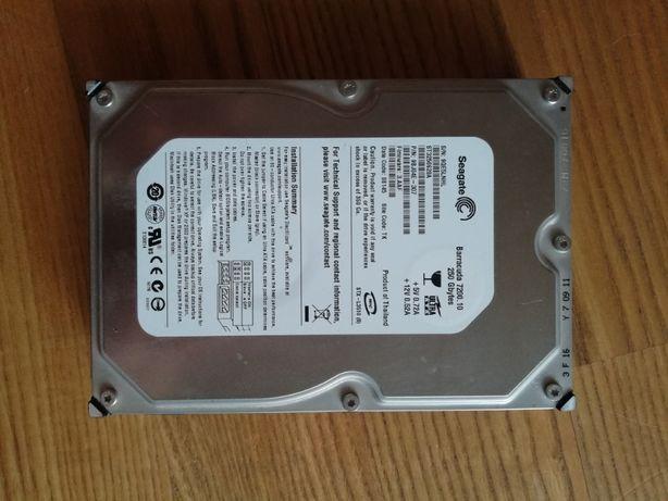 Вінчестер HDD Seagate Baracuda 250GB IDE 3.5 7200