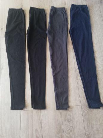 4 pary nowych legginsów rozmiar L