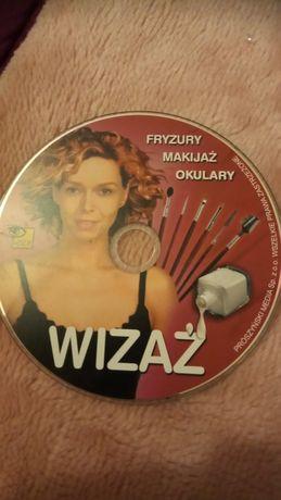 Płyta : fryzury, makijaż,okulary