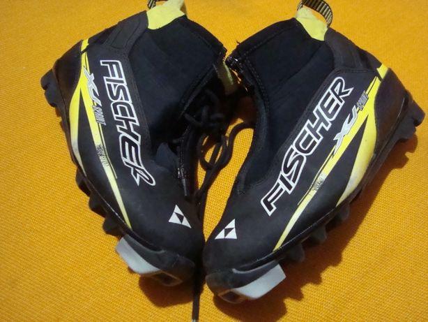 buty narciarskie biegowe Fisher -roz 38 - 24.5 cm-Super NNN