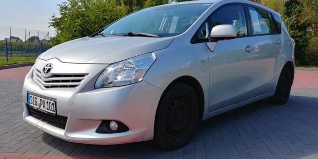 Toyota Verso / 2.0 D4D 126KM / 2010r  / 161 kkm / 7 osobowa / prywatne