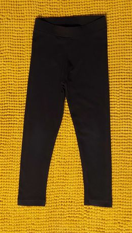 Getry-legginsy czarne Dunnes 5lat