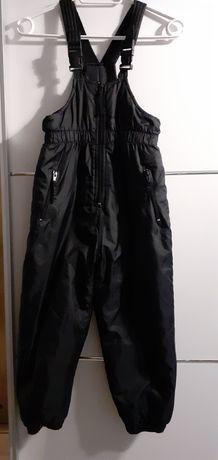 Spodnie zimowe 116