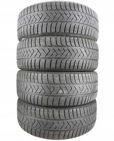 4 x Opony zimowe Pirelli sottozero 3  R17 215/55
