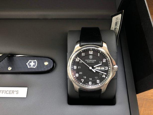 Годинник Victorinox Officers Швейцарія Часы наручные